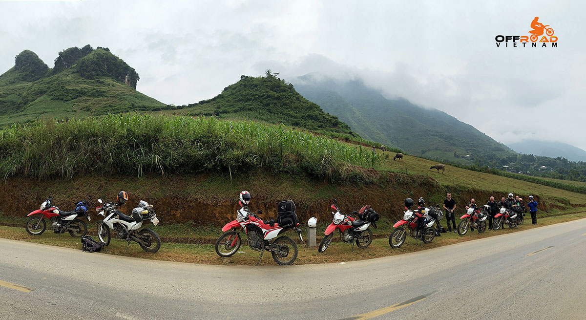 Big North By Train 10 Days with a stop in Bac Ha.