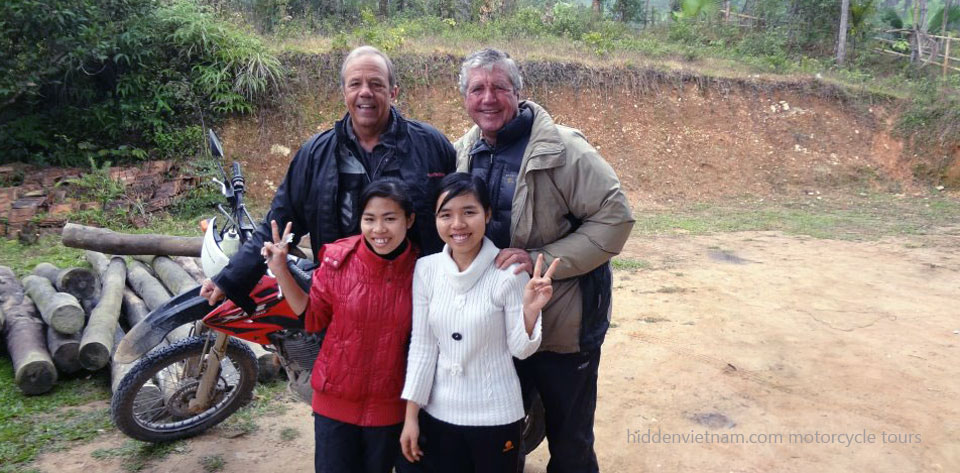 Hidden Vietnam Motorbike Tours - Motorbike Tours Reviews by Mr. Bill Thomas (U.S.A)