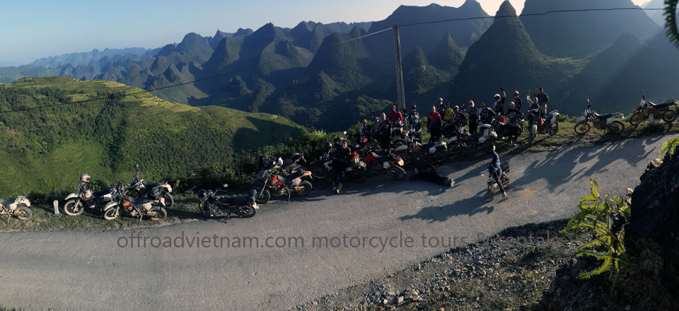 Big North By Train 10 Days: Grand loop of Vietnam trail bike tours in 10 days