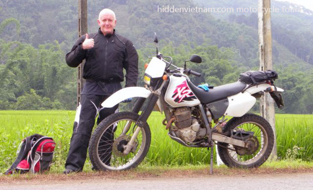 Hidden Vietnam Motorbike Tours - Motorbike Tours Reviews by by Mr. Mick Crowe (Australia)