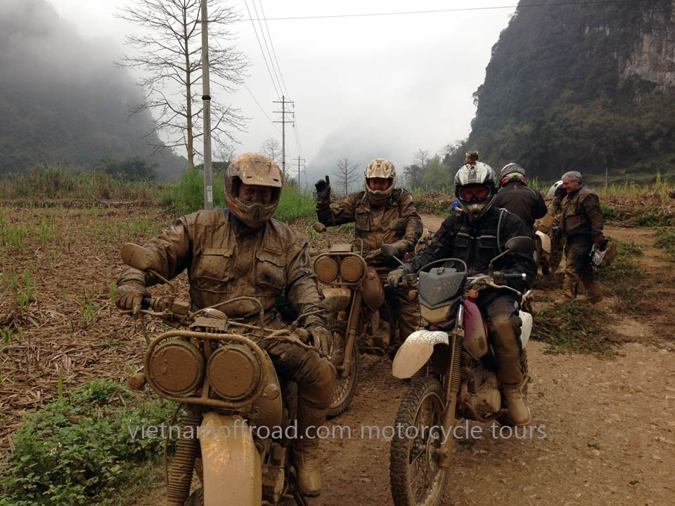 Hidden Vietnam Motorbike Tours - For Experienced Riders: Challenging off road motorbike tours in Vietnam
