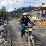 Riding Vietnam in rainy season (Jul-Sep)