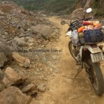 Hidden Vietnam Motorcycle Tours' off-road motorbike and motorcycle tours, starting from Hanoi and ride Northern Vietnam mountains. Honda XR250 dirt bike for your motorcycle adventure in Vietnam.