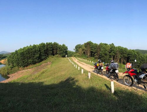 For Less Experienced Riders – Hidden Vietnam Motorbike Tours