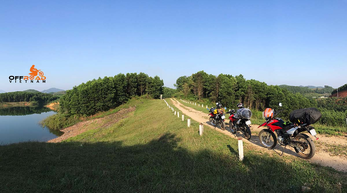 Vietnam motorbike tours for the less experienced riders from Hanoi with Hidden Vietnam Motorbike Tours