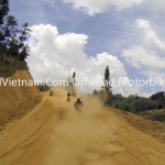 Real off road dirt bike tour in Vietnam